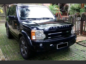 Land Rover Discovery 3 Descovery 3 2006 Gas