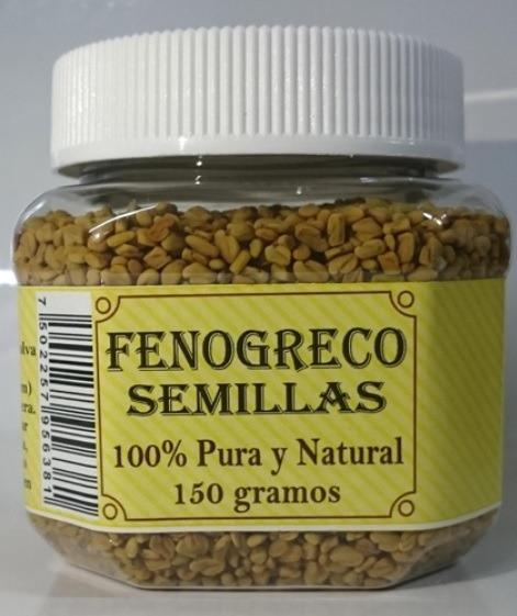 Fenogreco Semilla 180 Grs.