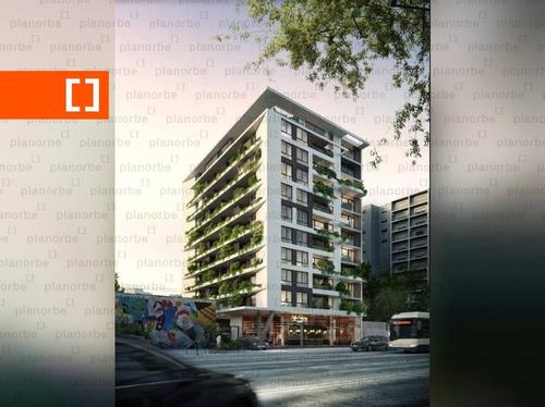 Venta De Apartamento Obra Construcción 1 Dormitorio En Aguada, 01 Libertador Unidad 604