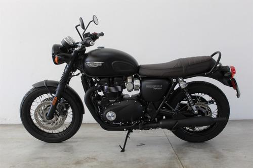 Triumph Bonneville T 120 Black Usado Oportunidad Pro Motors