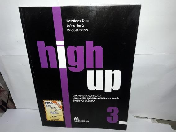 Livro High Up 3 Ensino Médio Reinildes Dias + Cd