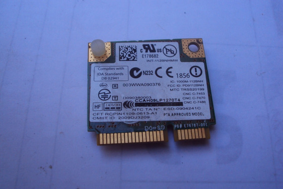 Placa Wireless Sony Vaio Pcg- 41218m