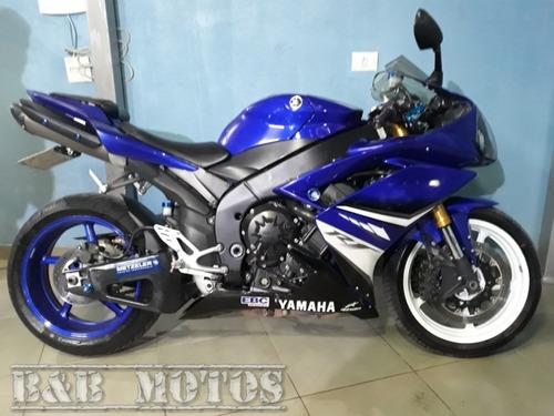 Yamaha Yzf R1 2007 Azul N Cbr 1000