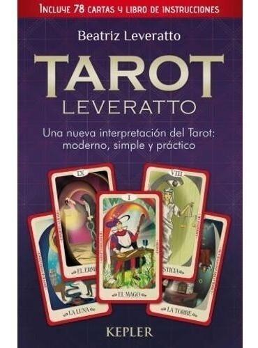 Tarot Leveratto - Leveratto Beatriz