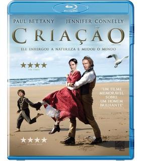 Blu-ray Criação - A Vida De Charles Darwin Original Lacrado