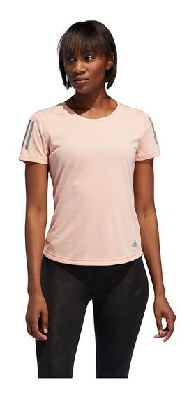 Remera adidas Own The Run Mujer