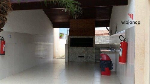 Sobrado  Residencial À Venda, Jardim Santa Maria, Jacareí. - So0288
