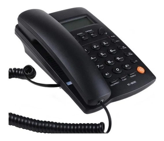 Telefono Casa U Oficina Homedesk Tc-9200 Alambrico Envio
