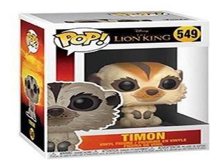 Funko Pop Timon, El Rey León #549