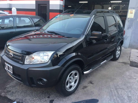 Ford Ecosport 1.6 Xl Plus Mp3 4x2 2011