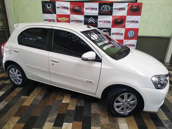 Toyota Etios Xls 1.5 Único Dono 5 Pts