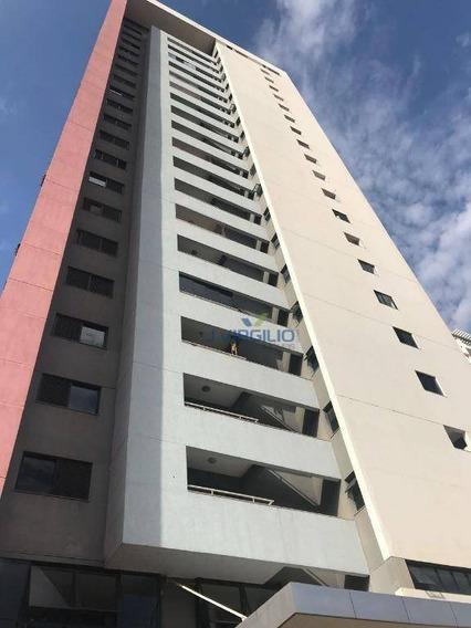 Apartamento De 2 Quartos Próximo Ao Shopping Flamboyant - Ad0011