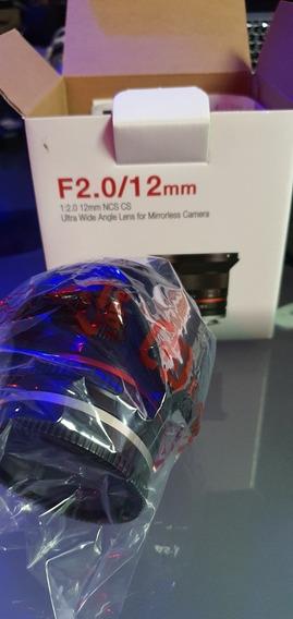 Rokinon 12mm 2.0 Sony E Mount
