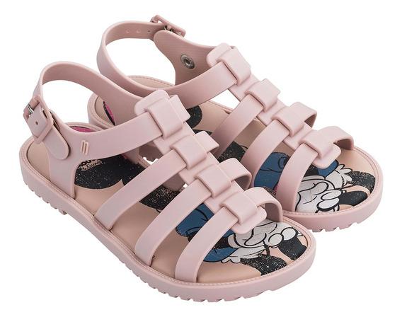 Melissa Mel Flox Disney Infantil Rosa Cameo Gl246