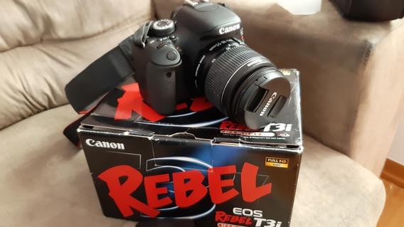 Camêra Fotográfica Canon T3i