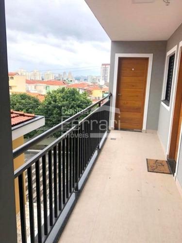 Lindo Apartamento Novíssimo Na Vila Paiva !!! - Cf25634