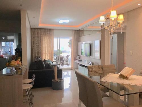 Apartamento Em Dom Bosco, Itajaí/sc De 88m² 2 Quartos À Venda Por R$ 460.000,00 - Ap769443