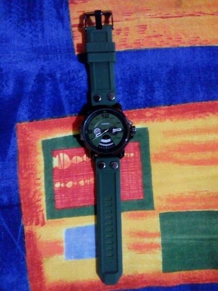Relojes Analógicos, Diesel Y Armani