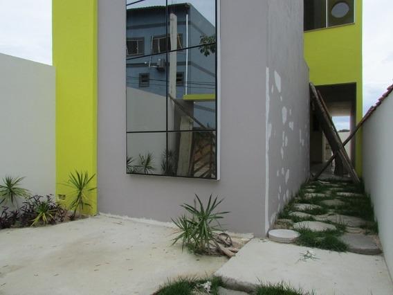 Casa Para Venda, 3 Dormitórios, Jardim Vitória - Macaé - 550