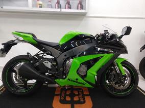Kawasaki Zx10 R Abs Verde 2012 - Target Race