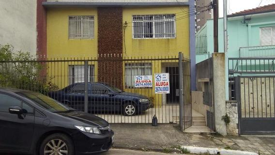 Casa Com 3 Dormitórios Para Alugar, 109 M² Por R$ 2.000/mês - Vila Mafra - São Paulo/sp - Ca2653