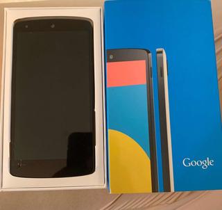 Lg Nexus 5 -com Defeito