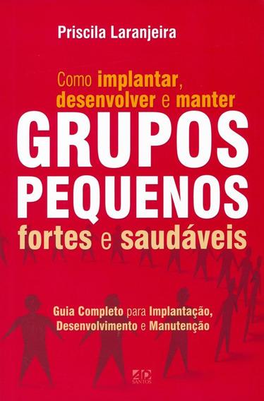 Livro P.laranjeira - Grupos Pequenos - Como Implantar