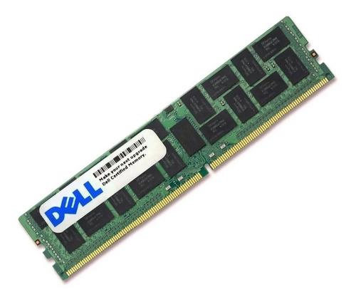 Memória 16gb Ddr3 Low Ecc Reg 1600mhz Dell - Snp20d6fc/16g
