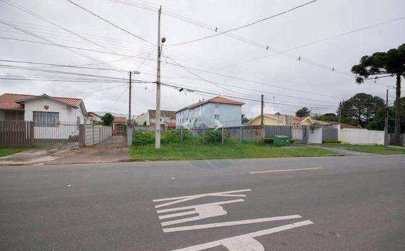 Terreno Comercial Para Locação, Boqueirão, Curitiba - Te0002. - Te0002