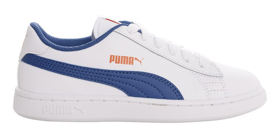 Zapatillas Puma Moda Smash V2 L Ps Bl/az