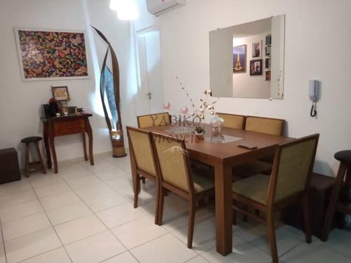Apartamento Térreo Com 03 Dormitórios (01 Suíte), Piscina. - V635