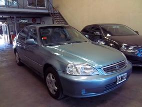 Honda Civic 1.6 Ex Automatico Full