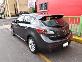 Mazda 3 Hatchback 2.5, Único Dueño, Garantía Extnd