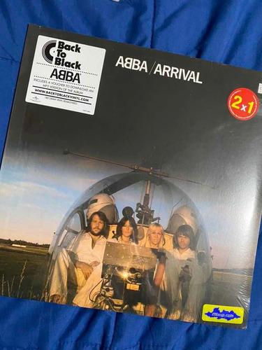 Abba Arrival Vinyl Lp Back To Black 180gr Remasterizado