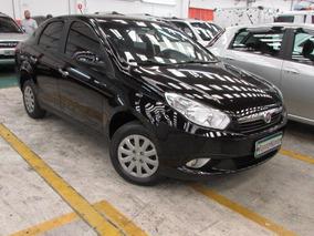 Fiat Grand Siena 1.4 Attractive Flex 4p 2013 Preto