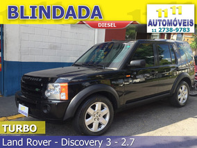 Land Rover Discovery 3 Se 2.7 2008