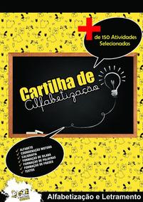 Cartilha Canal Nossa Aula - Alfabetização