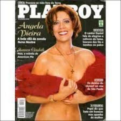 Playboy Nº 291 - Angela Vieira - Entrevista Daniel