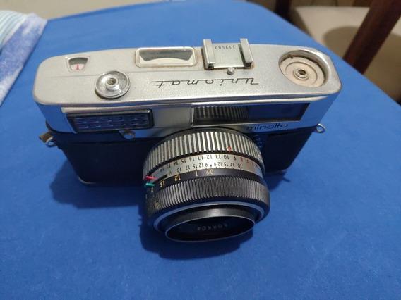 Camera Antiga Minolta