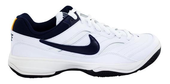 Zapatillas Nike Court Lite Hombre Tenis Liquido + Envio