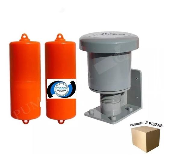 Flotador Eléctrico Para Tinaco Y Cisterna Pc-8f