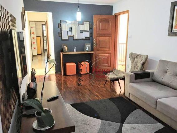 Sobrado Com 3 Dormitórios À Venda, 200 M² Por R$ 500.000,00 - Vila Jaguara - São Paulo/sp - So0588