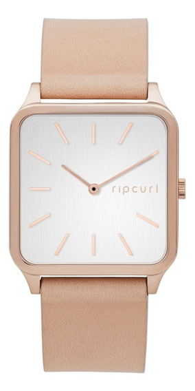 Relógio Rip Curl Ace Rose Gold Leather