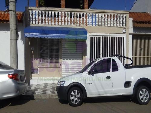 Casa A Venda, Vila Rio Branco, Jundiaí - Ca09270 - 34071484