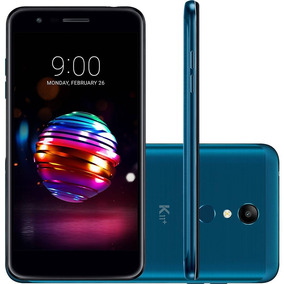 Celular Lg K11 Plus X410 Dual 32gb 13mp Tela 5,3 Azul