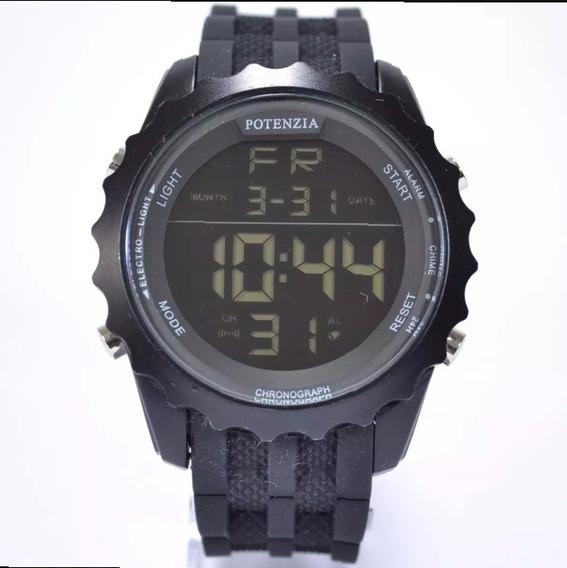 Relógio Masculino Digital Potenzia