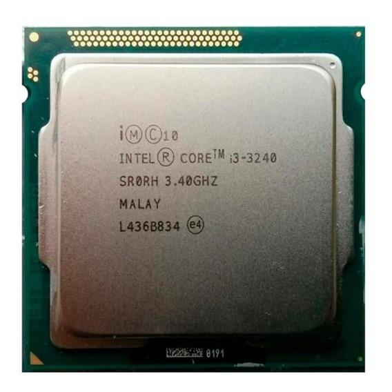 Processador Intel Core I3-3240 3.40 Ghz