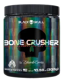 Pré Treino Bone Crusher - 300g - Black Skull