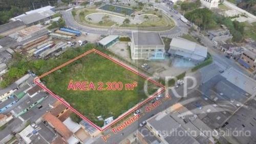 Imagem 1 de 1 de Terreno Comercial Para Venda Em São Bernardo Do Campo, Alvarenga - 6673_1-851835