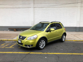 Suzuki Sx4 2.0 X-over At